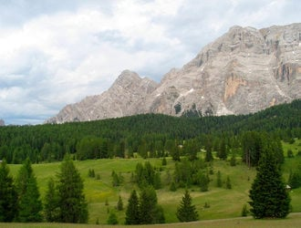 The jewel of the Dolomites
